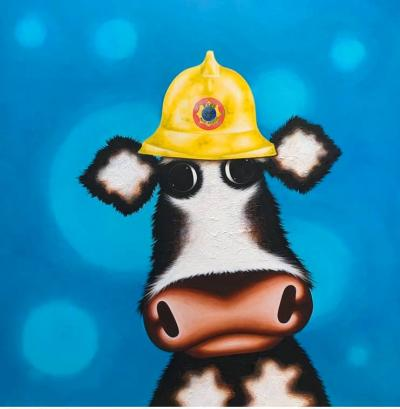 Firemoo by Caroline Shotton