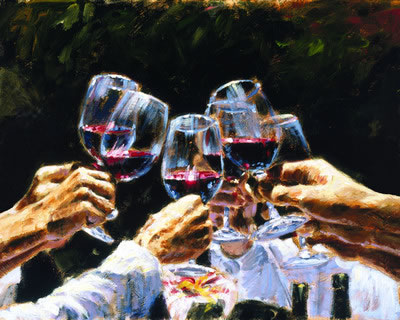 For A Better Life by Fabian Perez