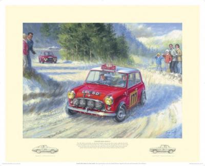 Fourth Mini Monte IV by Tony Smith