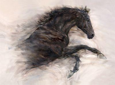 Free Spirit I by Gary Benfield
