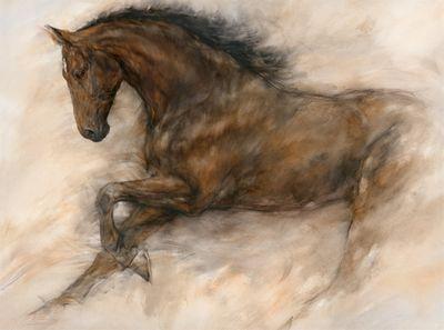 Free Spirit II by Gary Benfield
