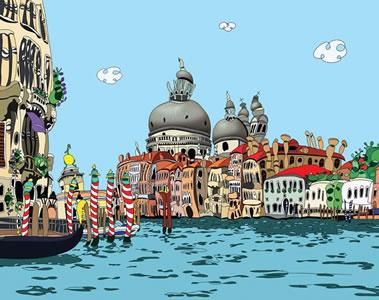 Grand Designs (Venice) by Dylan Izaak