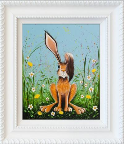 Hare and Seek by Jennifer Hogwood