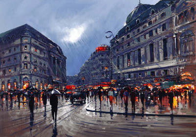 Haymarket London by Henderson Cisz