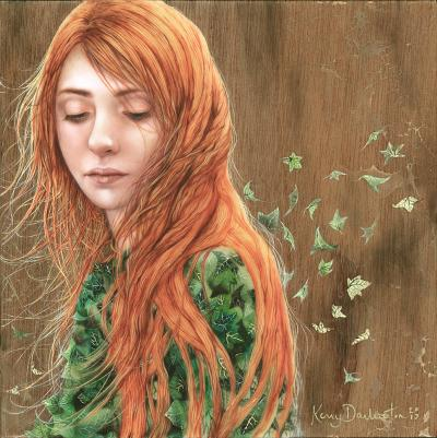 Her Book Of Ivy by Kerry Darlington