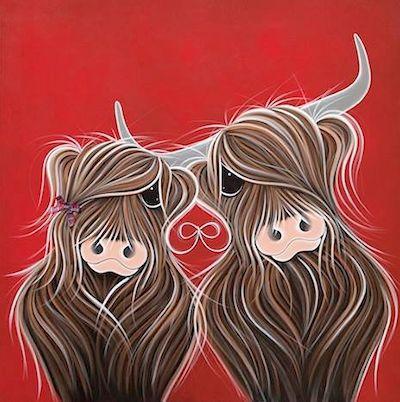 Herd You Love Me by Jennifer Hogwood