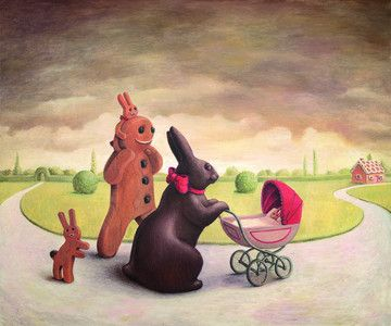 Home Sweet  Home by Sarah Jane Szikora