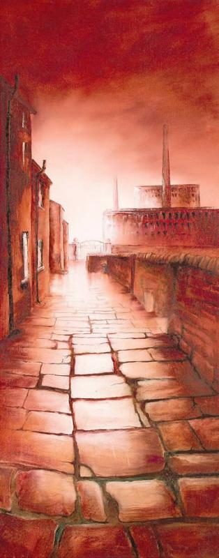 Hopscotch Alley by Bob Barker