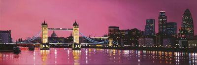 I Love London by Neil Dawson