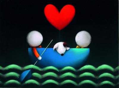 Increasing Love by Doug Hyde