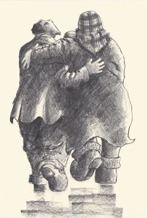 It Takes Two To Tango by Alexander Millar