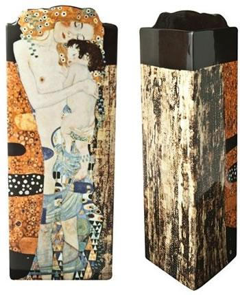 klimt-three-ages-of-women-vase-18328