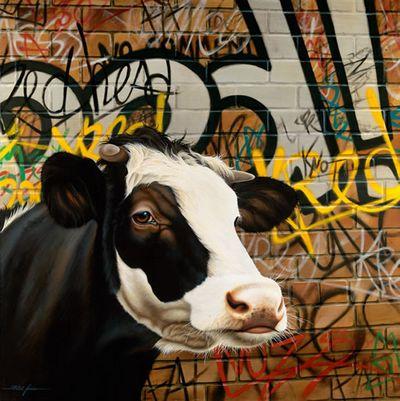 Kred Gordon - Canvas by Paul James