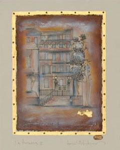 La Terrasse II by Kevin Blackham