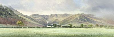 Lake District Farmhouse by Duncan Palmer