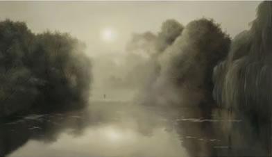Lakeside Retreat by John Waterhouse