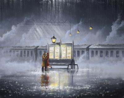 Last Train Home by Jeff Rowland