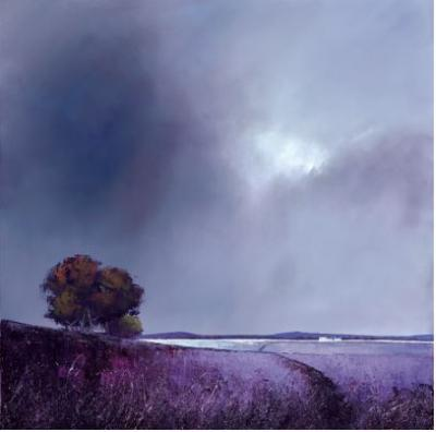 Lavender Skies by Barry Hilton