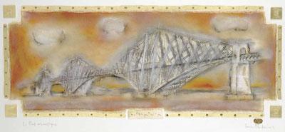 Le Pont Magnifique by Kevin Blackham