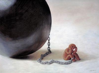 L'enfant Terrible by Sarah Jane Szikora