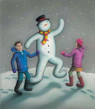 Let It Snow, Let It Snow, Let It Snow by Paul Horton