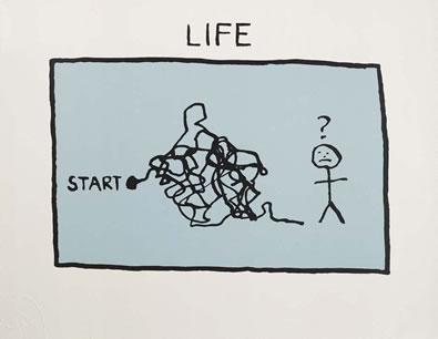 Life small