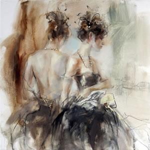 Lilac Dream by Anna Razumovskaya