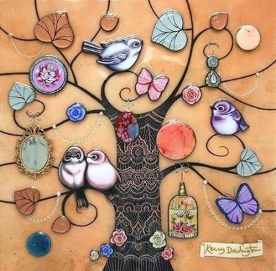 Little Lace Tree by Kerry Darlington