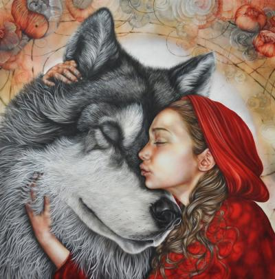 Little Red Riding Hood by Kerry Darlington