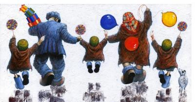 Lollipops and 99s by Alexander Millar