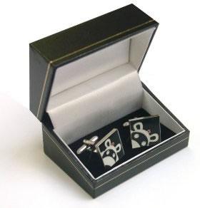 love-black-cufflinks-7569