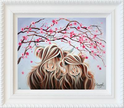 Love Blossoms by Jennifer Hogwood