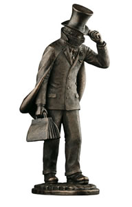 man-of-mystery-bronze-resin-3098