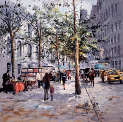 Manhattan Central by Henderson Cisz