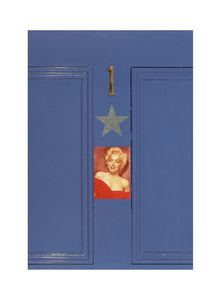 Marilyn Blue Door small