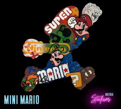 Mario Mini by Hue Folk