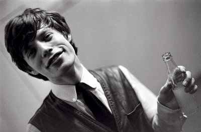 Mick small