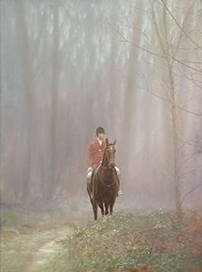 Misty Huntsman by John Silver