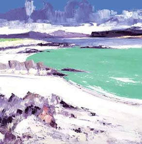 Monks Strand - Iona