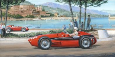Moss - Maserati - Monaco - Magic