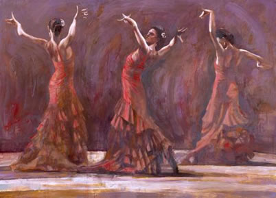 Movimiento Aspasionado (canvas)