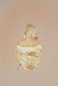 My Valentine (Framed) by Kay Boyce