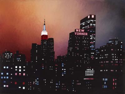 New Yorker by Neil Dawson