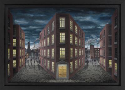 Night Shift by John Wilson