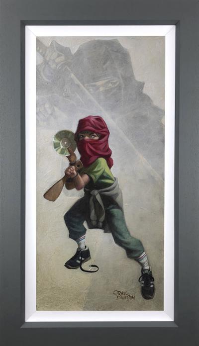 ninja-star-canvas-30753