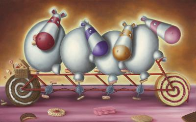 No Soggy Bottoms by Peter Smith