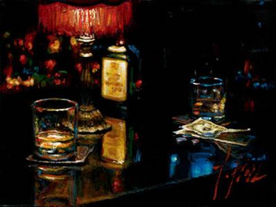 Noches De Malavida by Fabian Perez