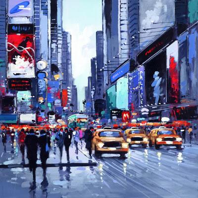 On Broadway by Henderson Cisz