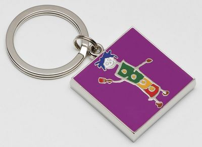painting-the-town-red-keyring-14256