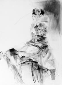 Pale Beauty I by Anna Razumovskaya